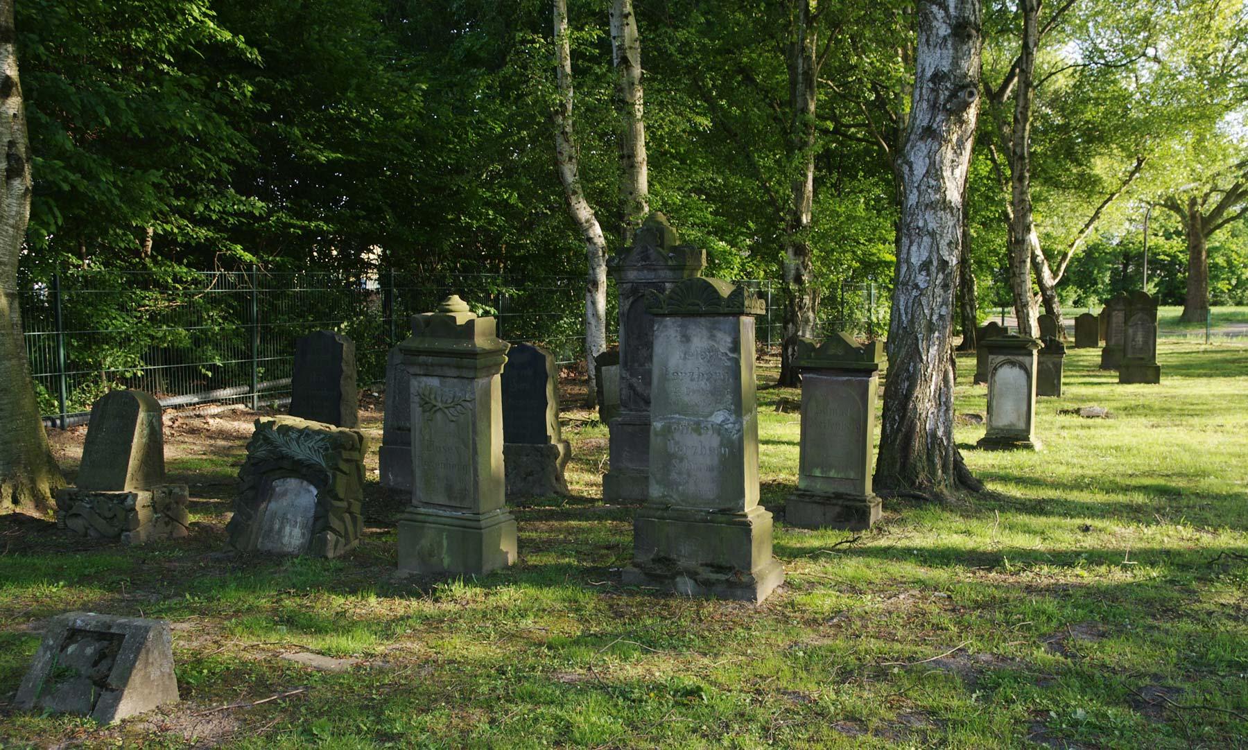 Alter Juedischer Friedhof Aplerbeck