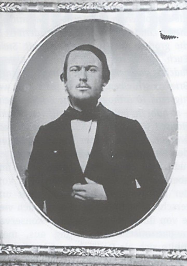 Portrait Moritz Heymann