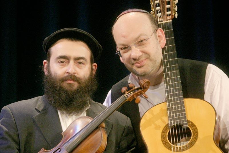 Dimitry Reznik und Daniel Kempin