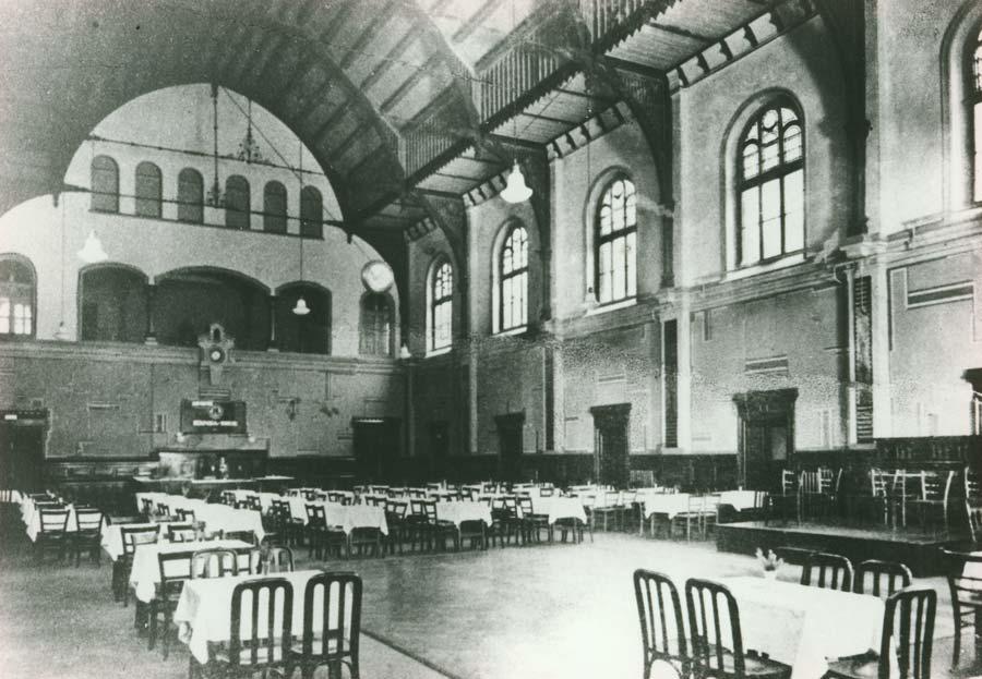 Saal-der Gaststätte Zur Börse