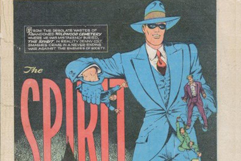comic_Will-Eisner_The-Spirit-1941