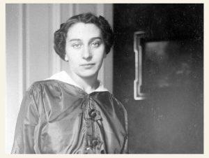 Portrait Helma Schanzer