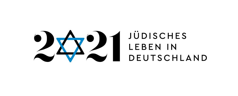 2021 Jüdisches Leben in Deutschland Logo