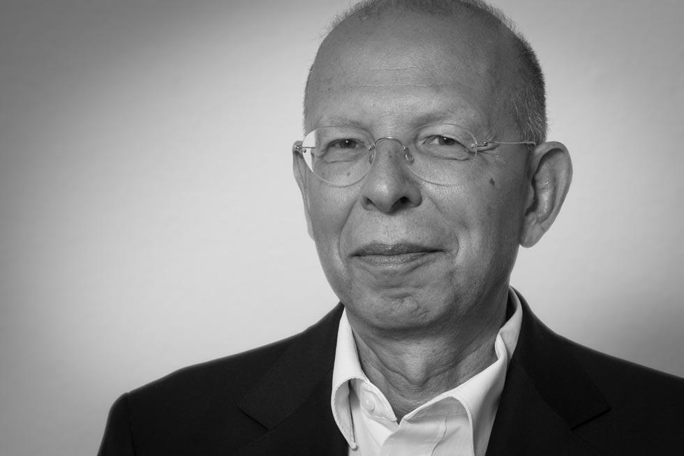Rafael Seligmann Portraitfoto